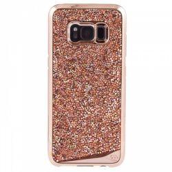 Case-Mate Brilliance Puzdro na Samsung Galaxy S8 ružové