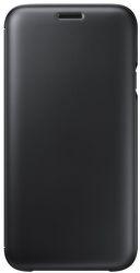 Samsung flipové puzdro pre J7 2017 čierna
