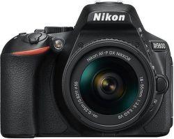 Nikon D5600+18-55 AF-P VR