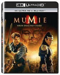Mumie: Hrob dračího císaře - 2xBD (Blu-ray + 4K UHD film)