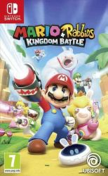 Mario + Rabbids Kingdom Battle hra pre Nintedo Switch