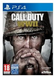 Call of Duty: WWII PS4 hra