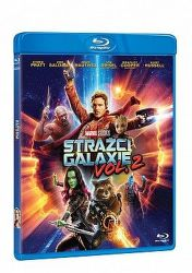 Strážci Galaxie 2 - Blu-ray