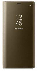 SAMSUNG Clear View pre Galaxy Note8, zlatá
