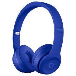 Beats Solo3 Wireless Neighbourhood Collection modré vystavený kus s plnou zárukou
