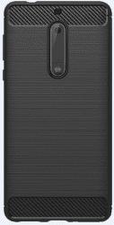 Winner Carbon puzdro pre Nokia 5, čierna