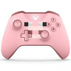 Microsoft Xbox One S Minecraft Pig