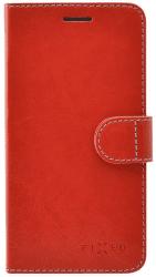 FIXED FIT knižkové puzdro Samsung Galaxy J7 2017, červene
