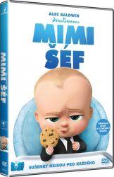 Mimi šéf - DVD film