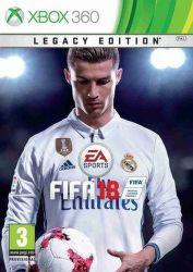 FIFA 18 Legacy Edition - Xbox 360 hra
