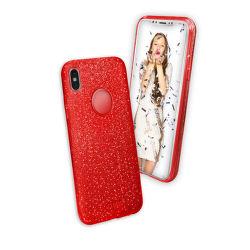 SBS Sparky puzdro pre Apple iPhone X a Xs, červená