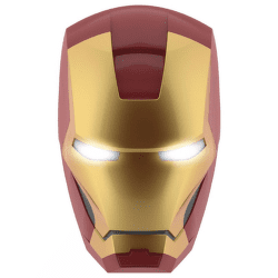 Philips Lightning Iron Man 3D maska