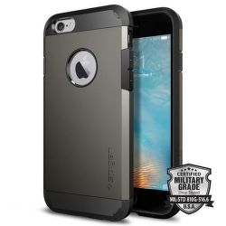 SPIGEN iPhone 5/5S/SE Case Tough Armor, sivá