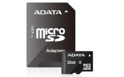 ADATA microSDHC 32 GB 14 MB/S CLASS 4