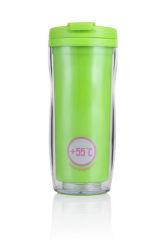 Les Artistes Paris A-3015 zelený termohrnček (330 ml)