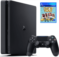 Sony PlayStation 4 Slim 500GB + Thats You