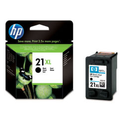 HP C9351CE No.21XL black - atrament
