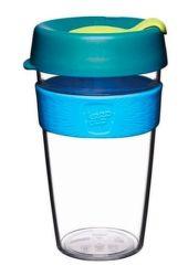 KeepCup Clear Edition Ozone L Eko hrnček (454 ml)