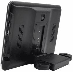 Carneo A10 čierny multimediálny prehrávač do auta