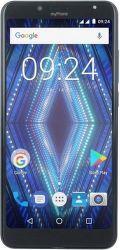 MyPhone Prime 18x9 čierny + fitness náramok Forever SB-120