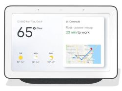 Google Home Hub čierny