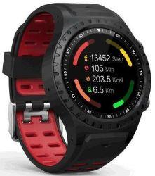 Evolveo SportWatch M1S červeno-čierne
