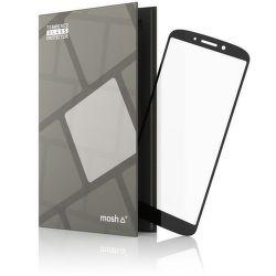 TGP tvrdené sklo pre Motorola Moto G6, čierna