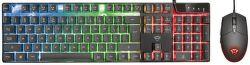 Trust GXT 838 Azor - klávesnica a myš