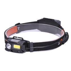SOLIGHT WN30 3W+COB Li-on LED čelovka