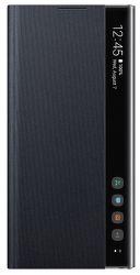 Samsung Clear View puzdro pre Samsung Galaxy Note10+, čierna