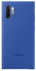 Samsung silikónové puzdro pre Samsung Galaxy Note10+, modrá