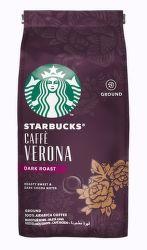 Starbucks Caffé Verona mletá káva (200g)