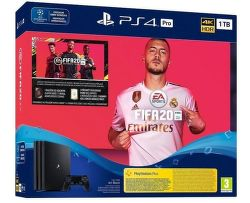 PlayStation 4 Pro 1TB Gamma Chassis + FIFA 20
