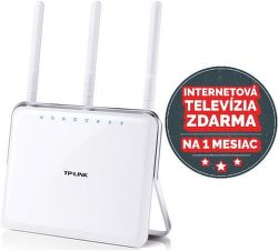 TP-LINK Archer C9 WiFi router, AC1900 Dual-Band