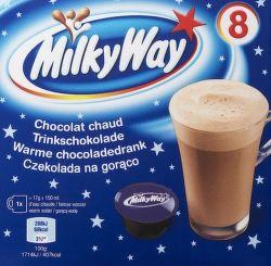 Twix Milky Way - horúca čokoláda (8ks)