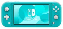 Nintendo Switch Lite tyrkysová