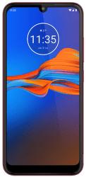 Motorola Moto E6 Plus 64 GB červený