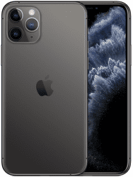 Apple iPhone 11 Pro 64 GB vesmírne sivý