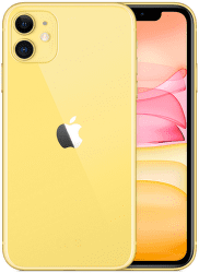 Apple iPhone 11 256 GB žltý