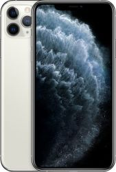 Apple iPhone 11 Pro Max 512 GB strieborný