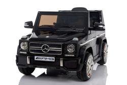 SparkTech Mercedes Benz AMG Class G elektrické autíčko čierne