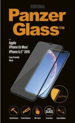 PanzerGlass Case Friendly tvrdené sklo pre Apple iPhone 11 Pro Max/Xs Max, čierna