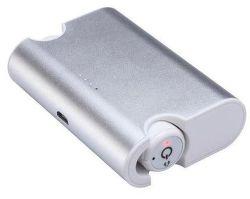 Platinet PM1080 bezdrôtové slúchadlá, biela