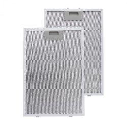 Klarstein 10031175 hliníkový tukový filter 26 x 37 cm