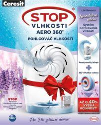 Ceresit Stop vlhkosti AERO 360 ° limitovaná edícia - levanduľa (prístroj)