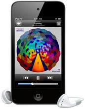 iPod, MP3, MP4 prehrávače