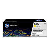CE412A HP305A Toner Yellow