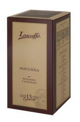 Lucaffé Nocciola podová káva (15ks)