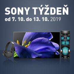 Sony týždeň