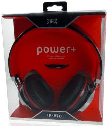 Power+ IP-878 čierno-červené